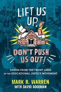 Book Jacket: Lift Up Up, Don't Push Us Out!