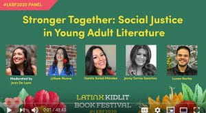 Photos and Names of the Stronger Together Authors