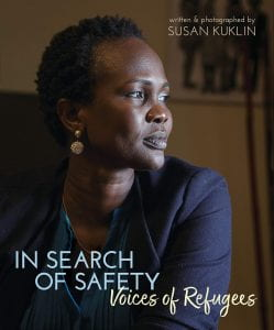 In Search of Safety: Voices of Refugees Book Cover