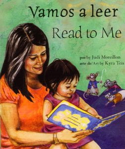 Book Cover: Vamos a leer - Read to Me