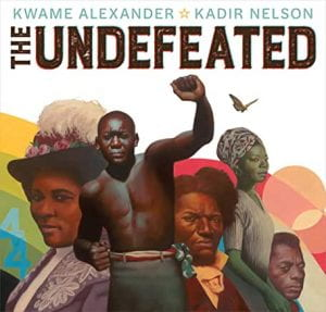 Book Cover: The Undefeated